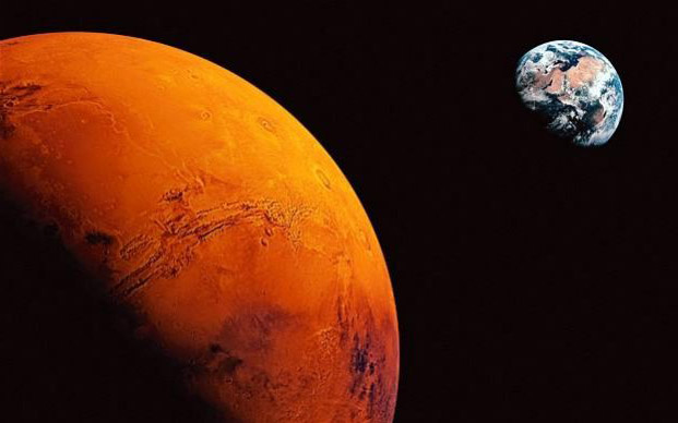 Секс на ретроградном марсе
