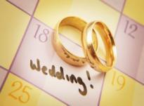 Как узнать дату свадьбы. Нумерология