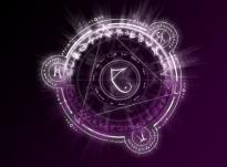 Как нарисовать магический круг
