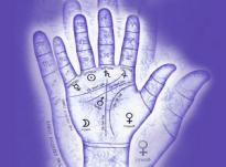 Гадание по руке онлайн. Как погадать самостоятельно?