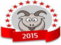 Как встретить новый 2015 год?