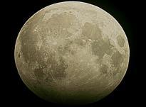 Полутеневое лунное затмение 16 сентября