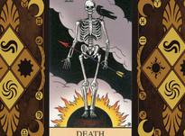 Смерть. Значение карты Таро