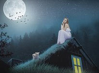 Холостая Луна, или Луна без курса: что это такое