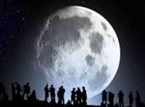 Полное лунное затмение 31 января 2018 года