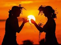 День летнего солнцестояния: три ритуала на любовь, удачу и богатство