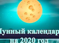 Лунный календарь на апрель 2020 года: фаза Луны сегодня