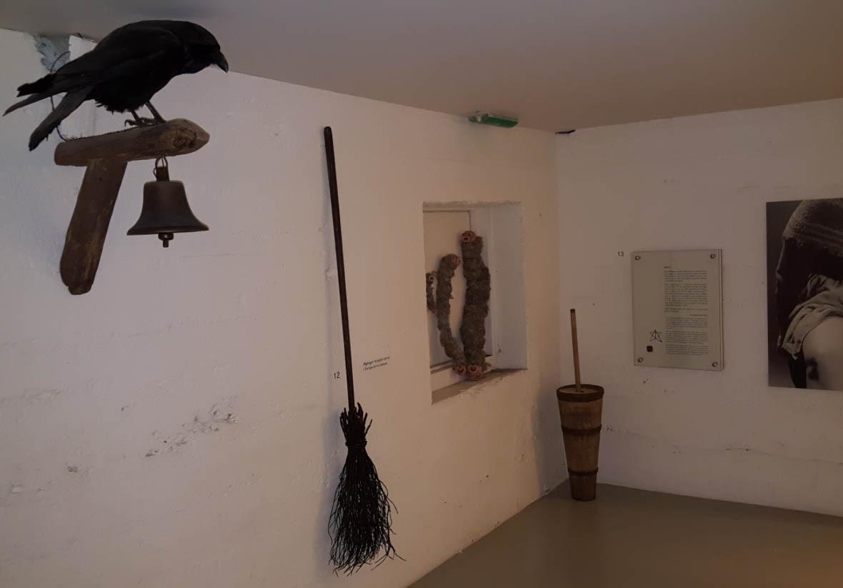 Музей ведьм. Артефакты ведьмы