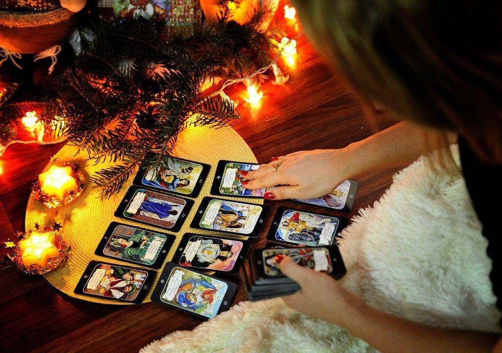 Новогодние гадания или как узнать свое будущее за один вечер