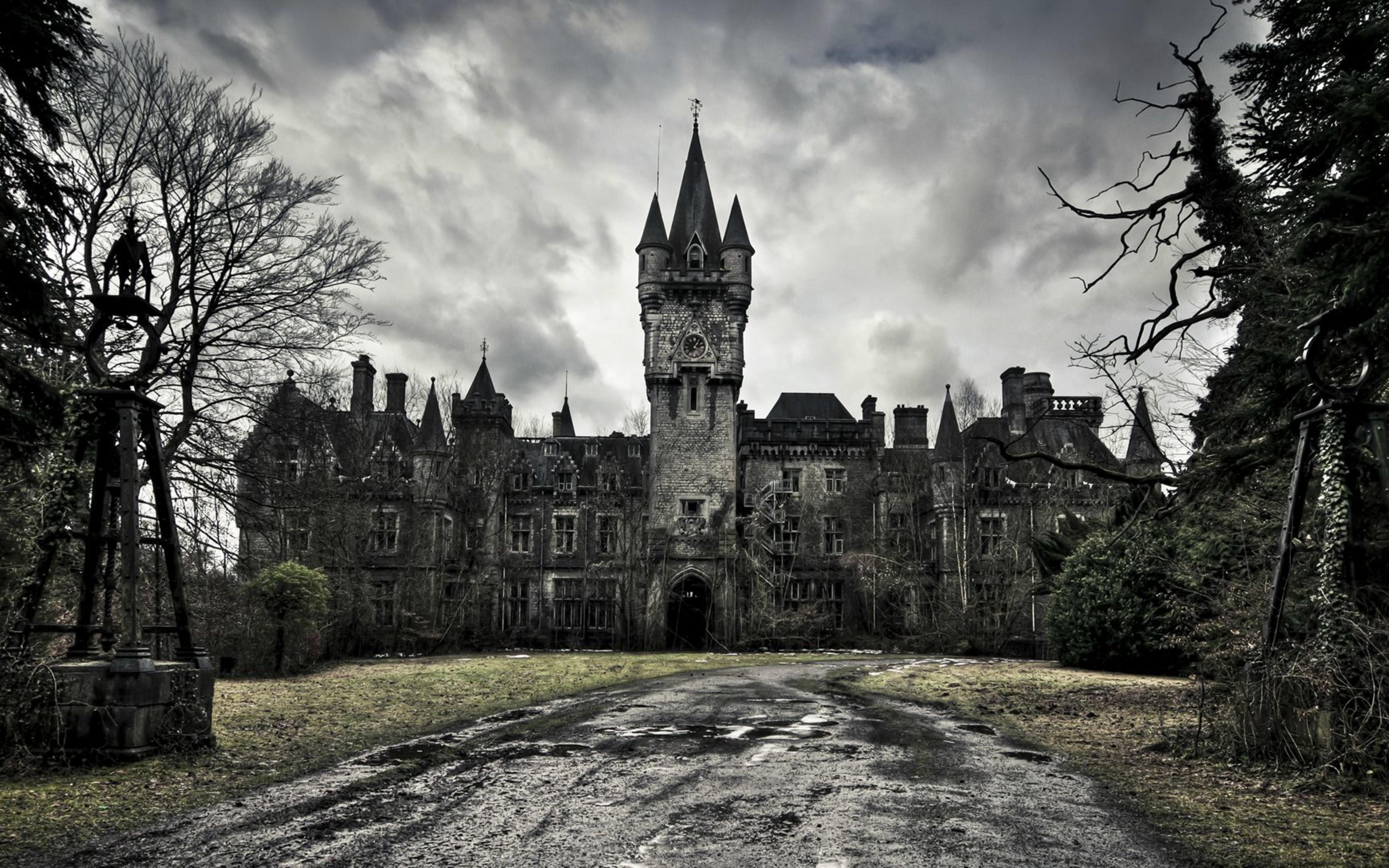 Мистические места мира. ТОП 7 замков с призраками, которые стоит посетить