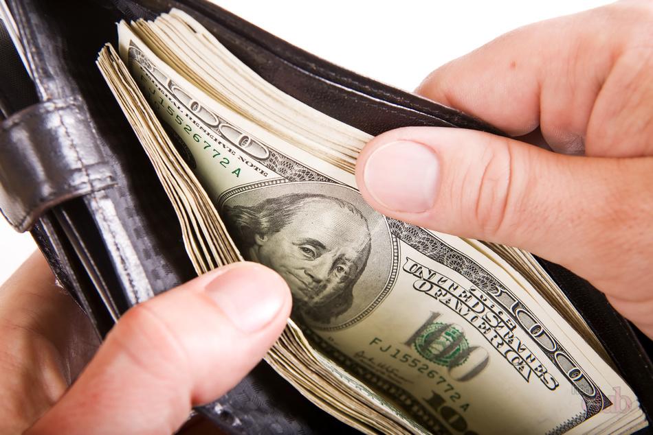 Магия денег - счастливый кошелек