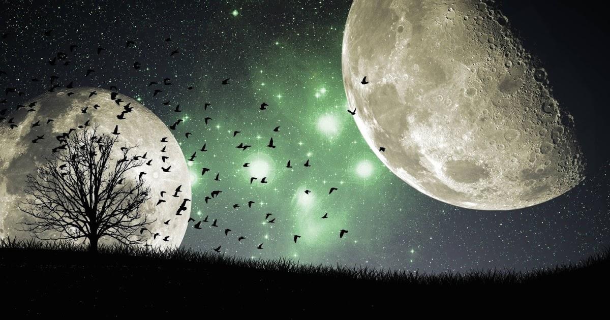 Астрологи предупреждают: Лунное затмение наступит 27 июня 2018 года