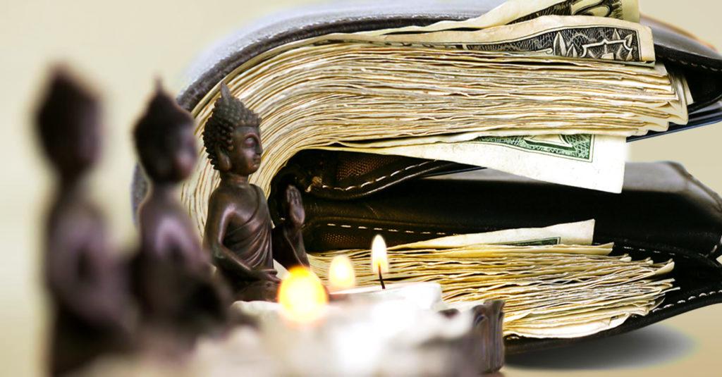 как привлечь денежную удачу