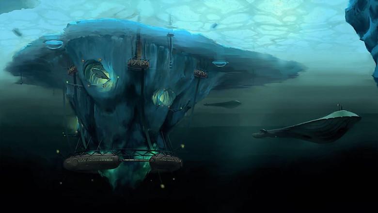 странный круглый остров Глаз у реки Парана может быть инопланетной базой