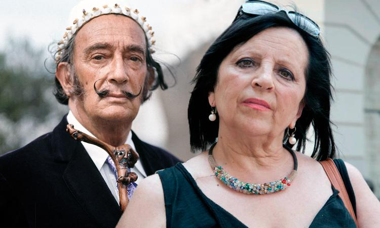 Гадалка в Испании - не дочь Сальвадора Дали