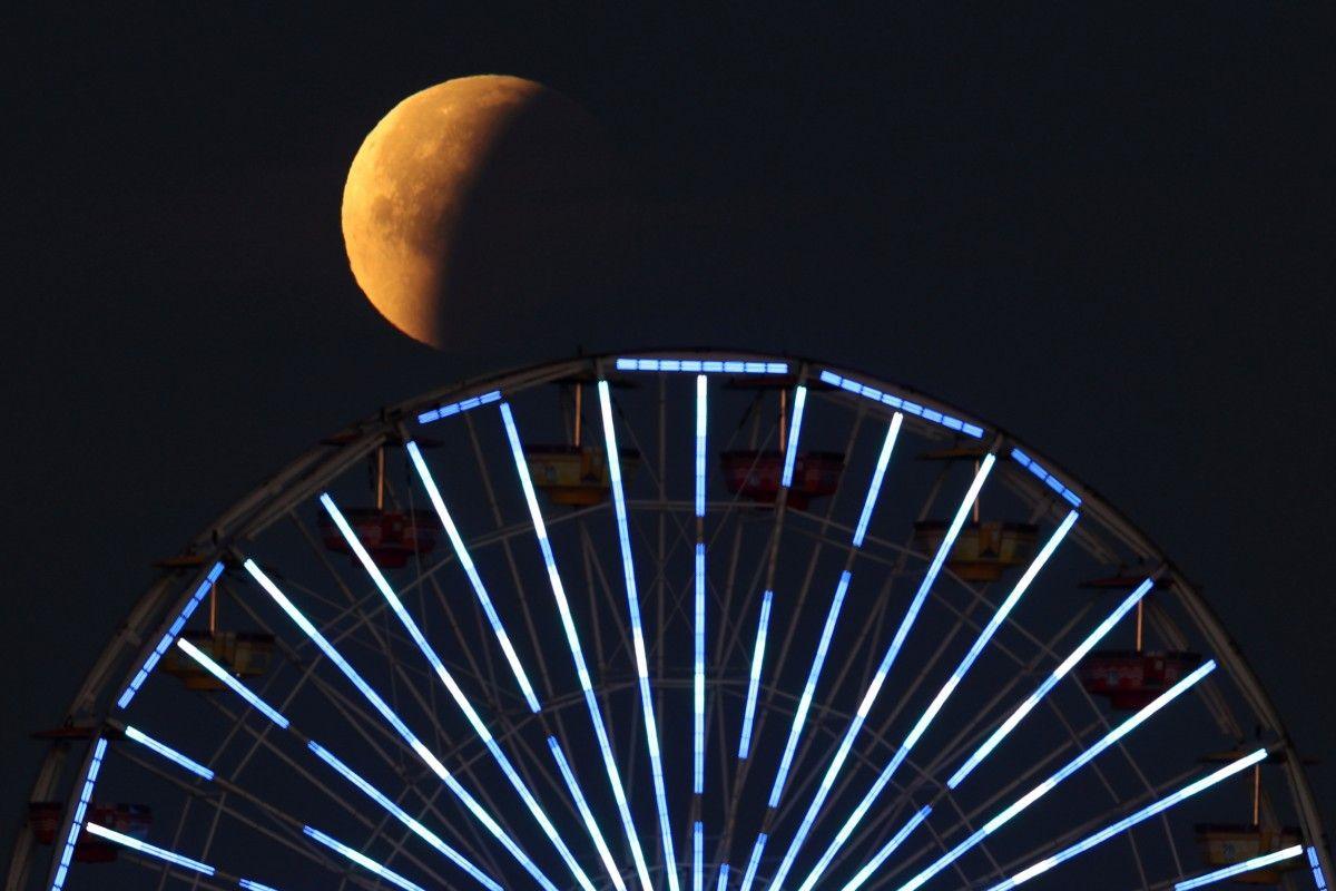 Лунное затмение 21 января 2019: точная дата, знак Зодиака, чего опасаться