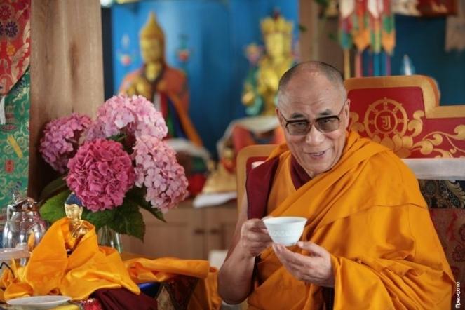 Далай-лама раскрыл секрет счастья!