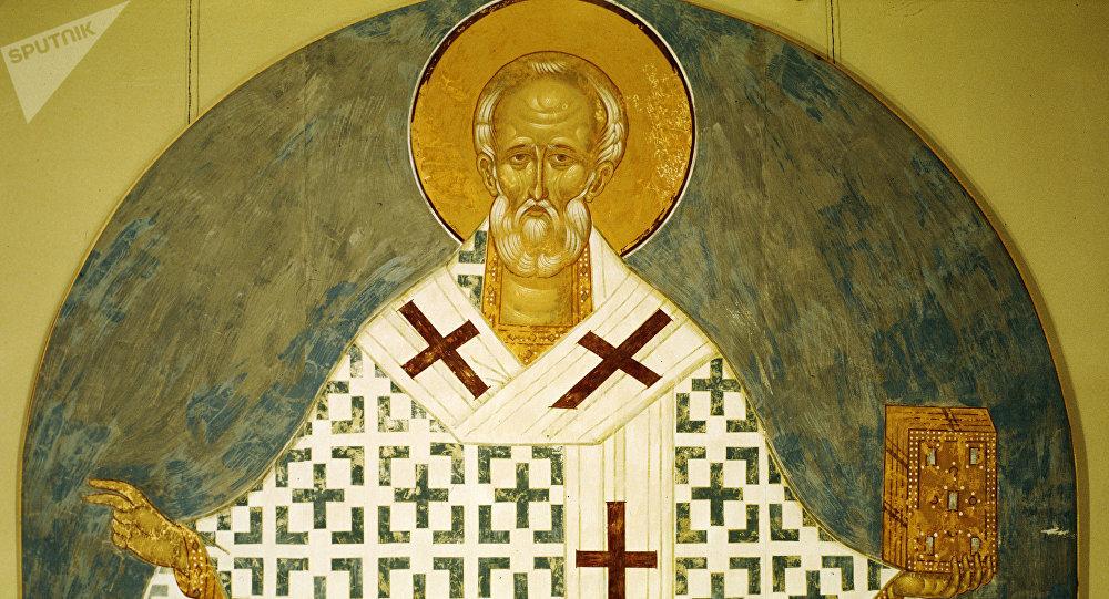 11 августа церковный праздник Рождество святителя Николая Чудотворца