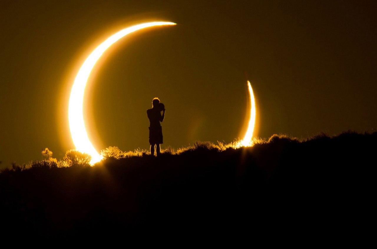 13 июля 2018 года – Солнечное затмение