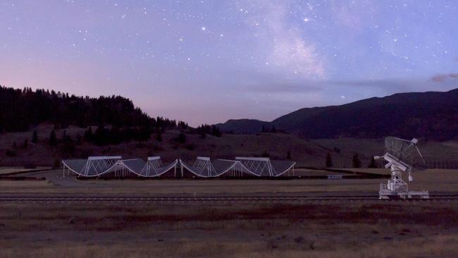 Новый канадский радиотелескоп уловил таинственный сигнал от внеземной цивилизации