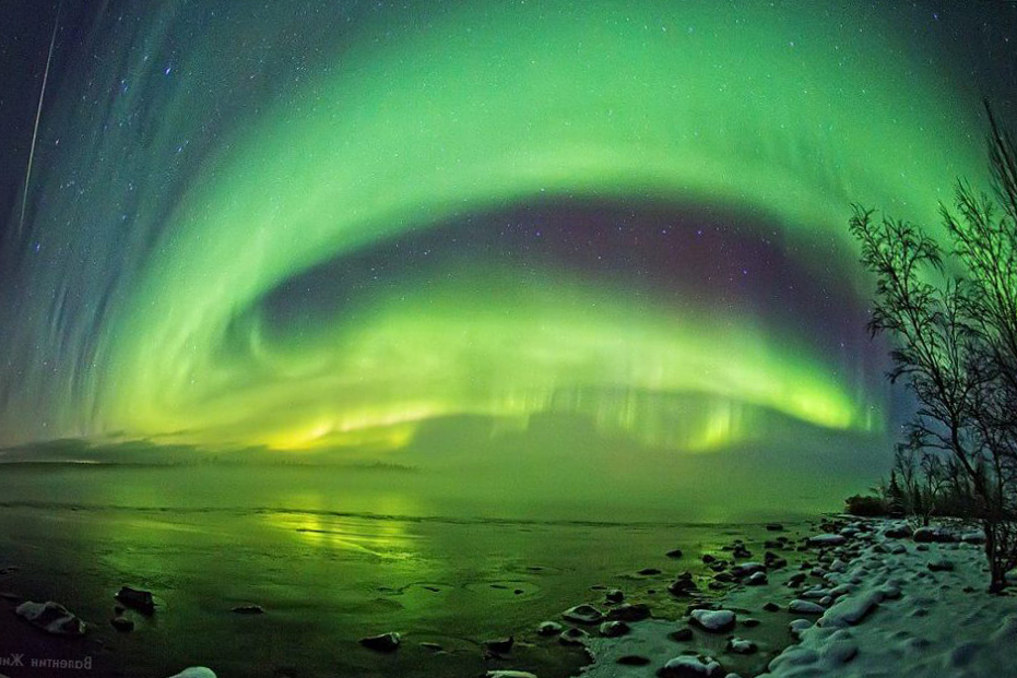 Ученые зафиксировали в ионосфере Земли огромную дыру
