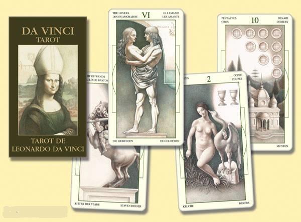 Таро Леонардо да Винчи: расклады и значения карт