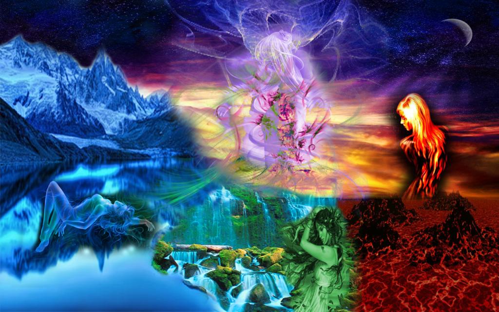 Магия стихий – управляйте жизнью