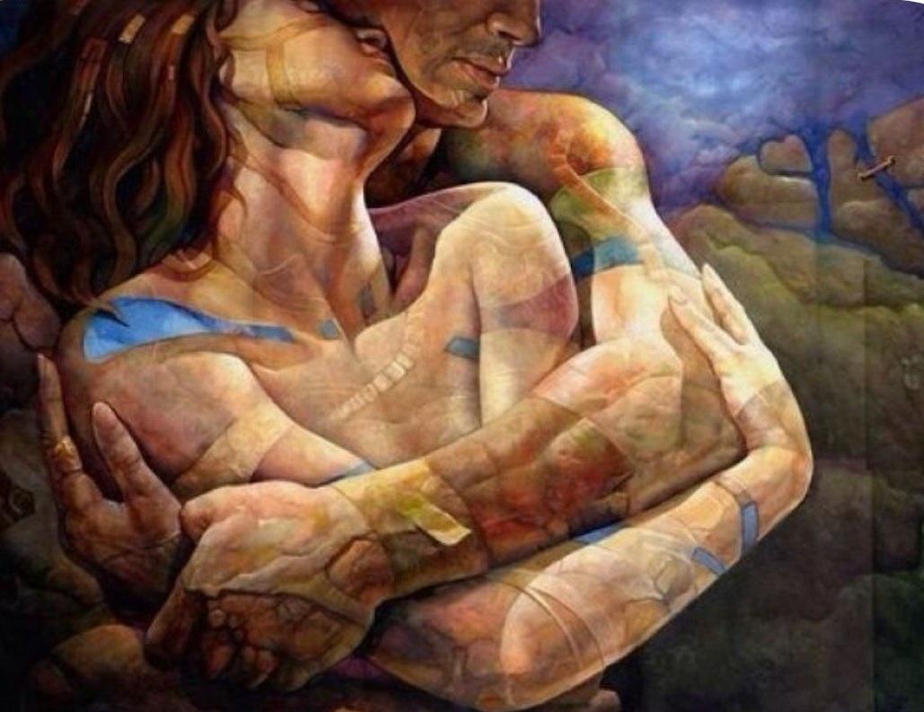 Кармическая связь между мужчиной и женщиной