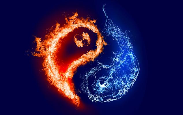 Стихии знаков зодиака: совместимость в любви