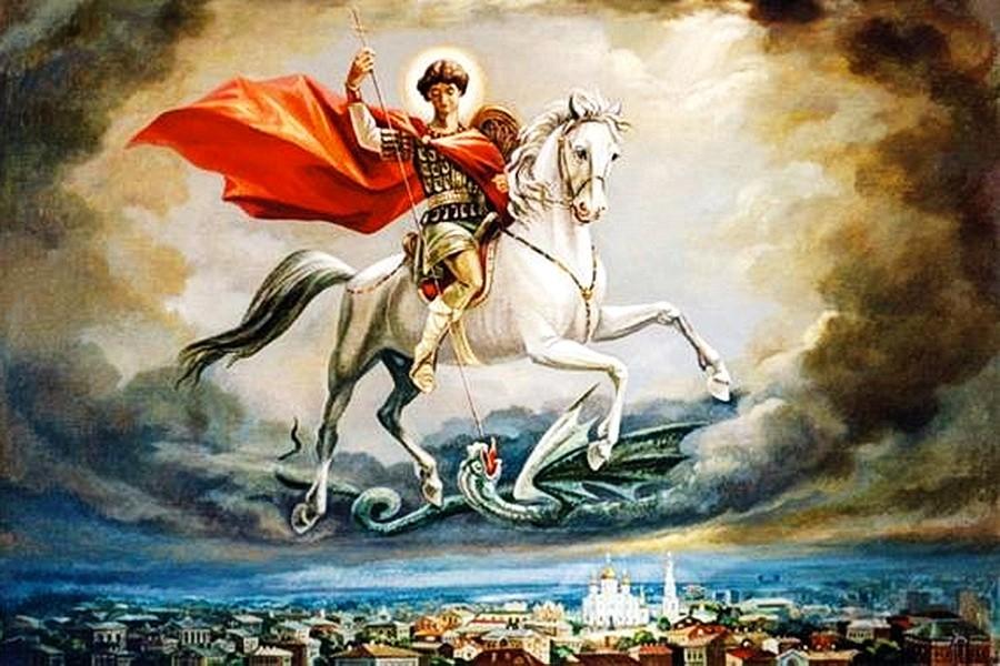 Какой сегодня праздник: 23 ноября 2018 года День Святого Георгия