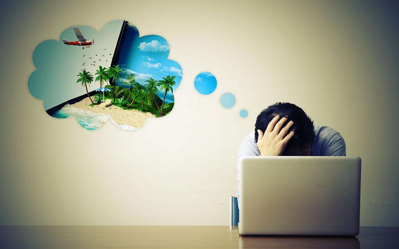 Как выйти из стресса после отпуска