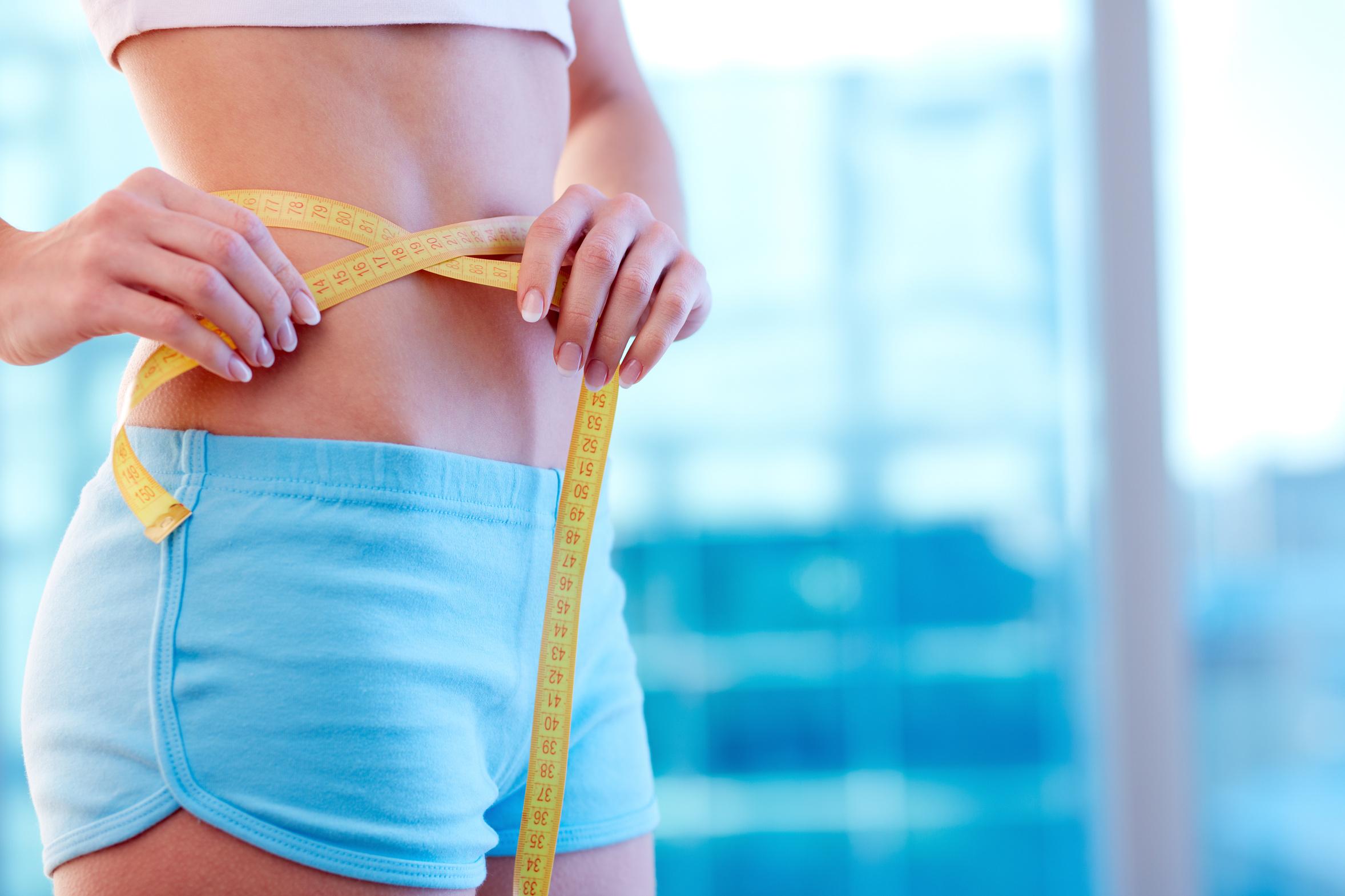 быстро похудеть за 10 дней