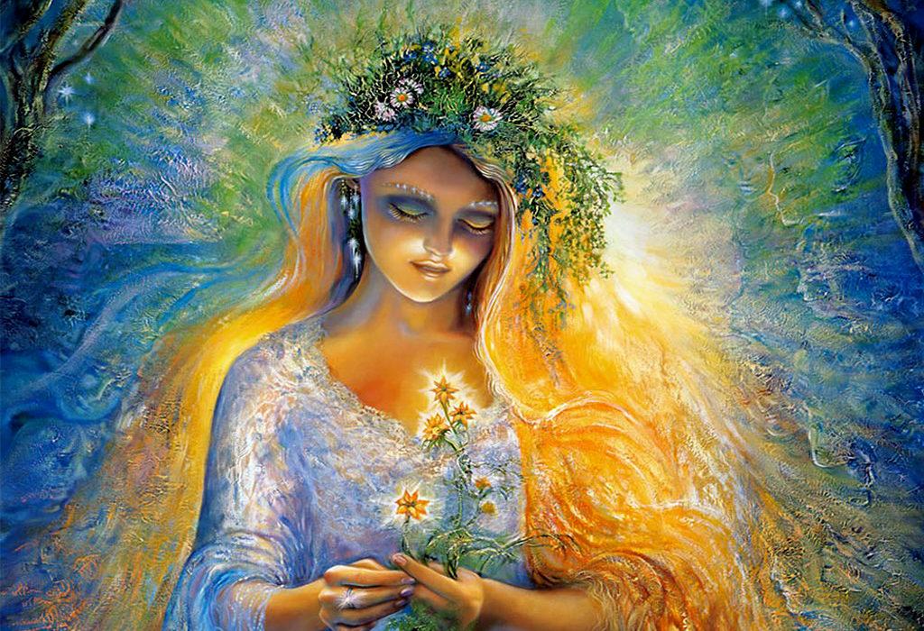 22 сентября 2018 года праздник Богини Лады – покровительницы семьи