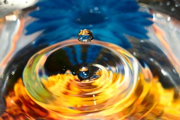Как зарядить воду на удачу: древняя практика