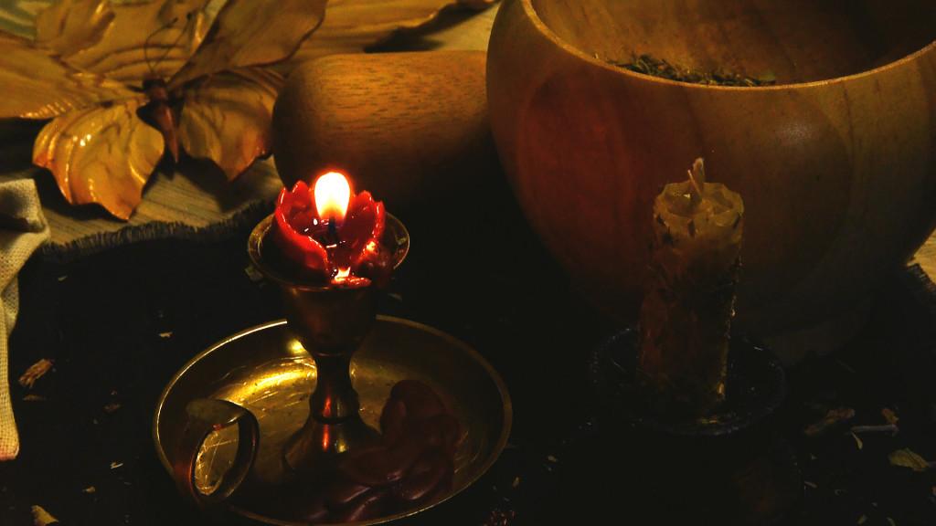 Магические ритуалы - пошаговая инструкция