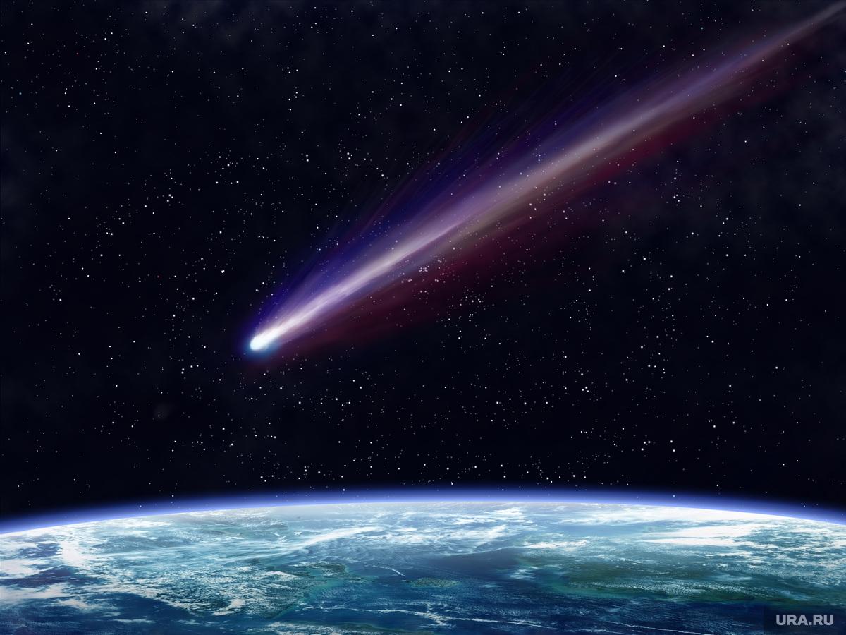 NACA: крупный астероид приближается к Земле
