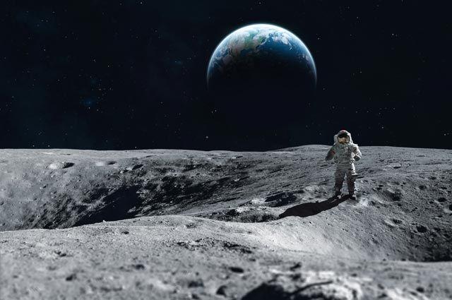 Лунная пыль вызвала эпидемию онкологии на Земле