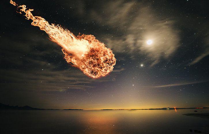 Сегодня 10 сентября 2018 года комета Джакобини-Циннера