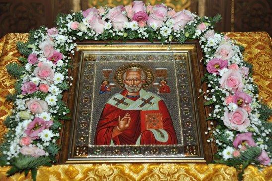 святой николай чудотворец угодник