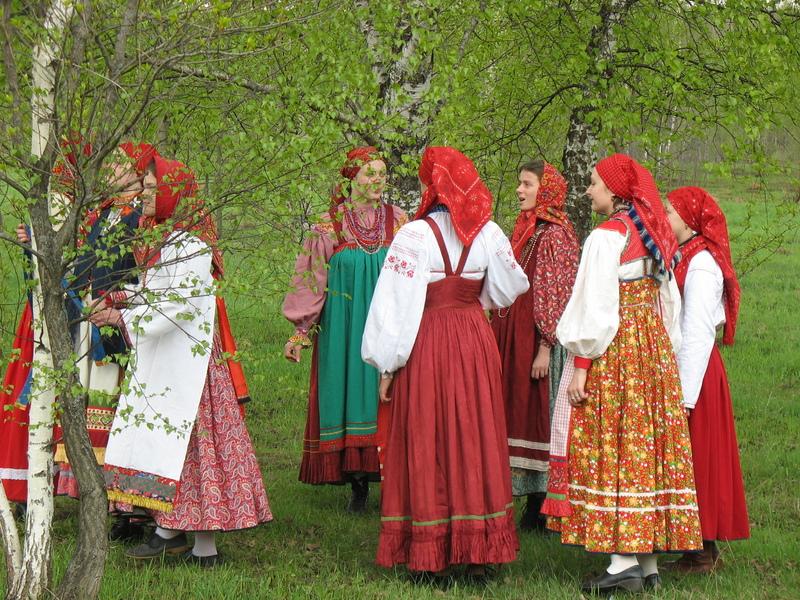 28 мая 2018 года Духов День обряды, традиции и гадания