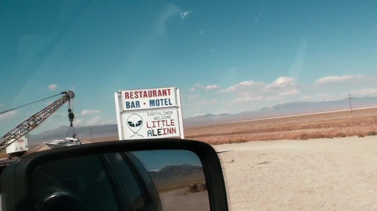 В пустыне у