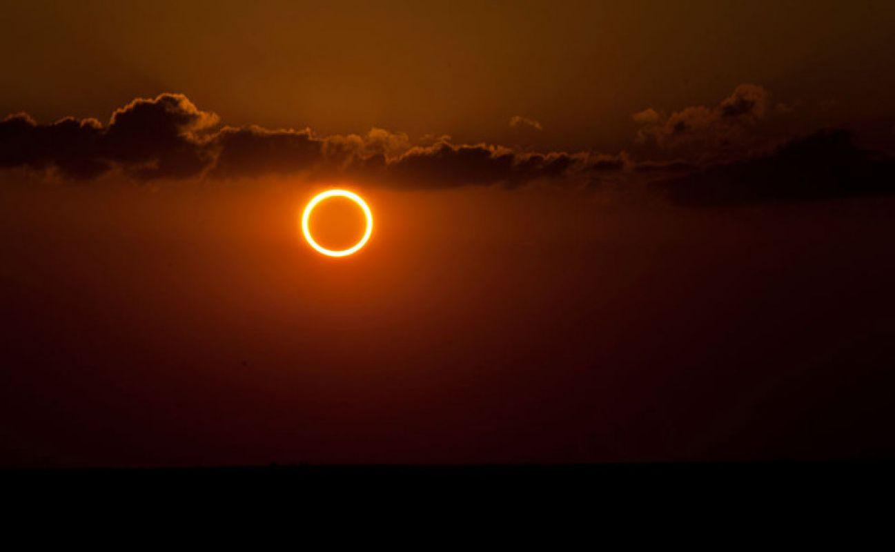 солнечное затмение 13 июля