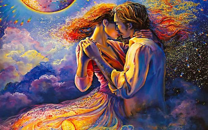 Энергетическая связь между мужчиной и женщиной