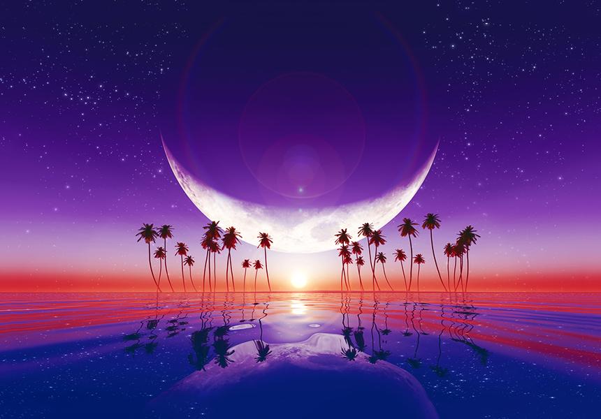 Лунный календарь на июль 2018 года