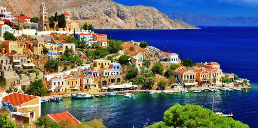 греция 2018 отдых