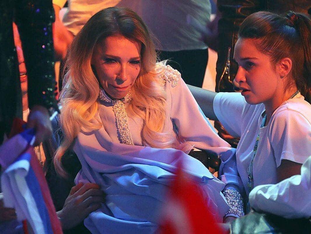 Почему Самойлова не прошла в финал Евровидения?
