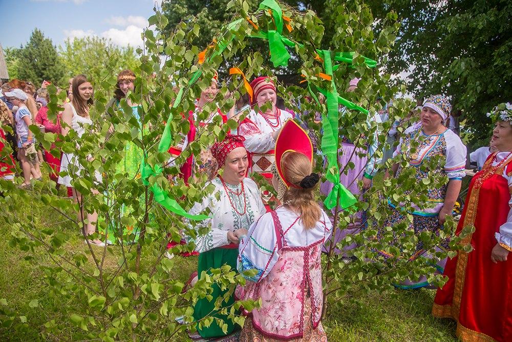 24 мая 2018 г праздник Семик традиции