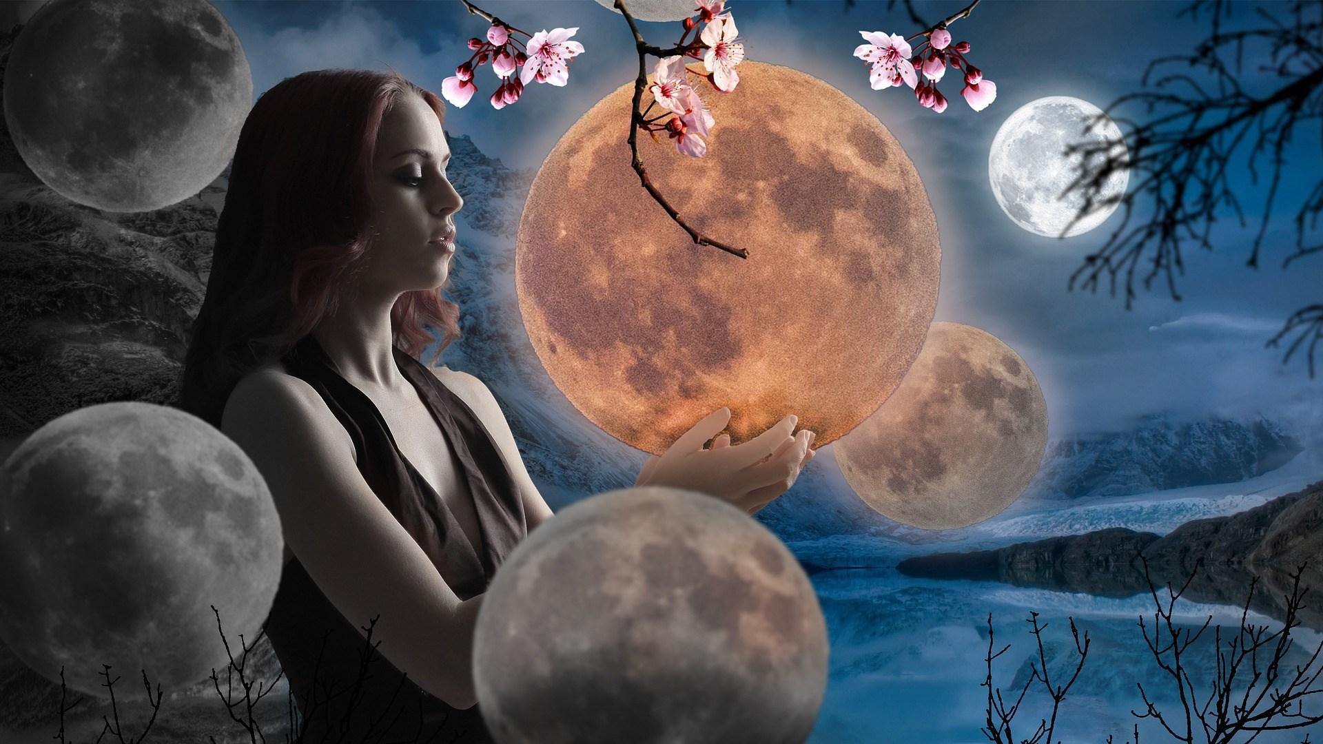 Когда Полнолуние в апреле 2019 года: точная дата, время, знак Зодиака