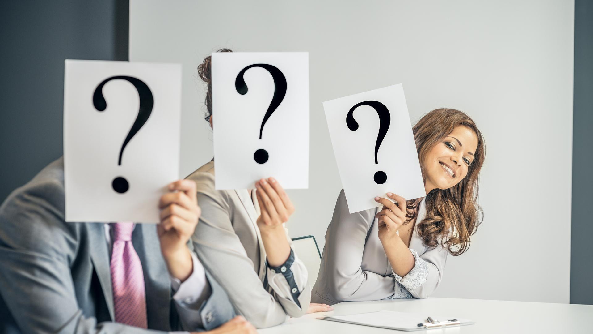 Правильные вопросы волшебные изменения