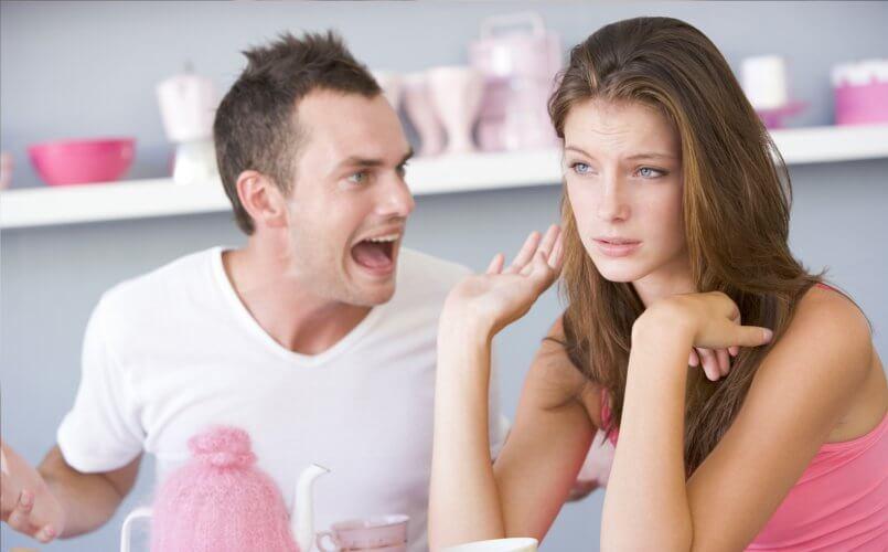 Как правильно вести диалог с мужчиной